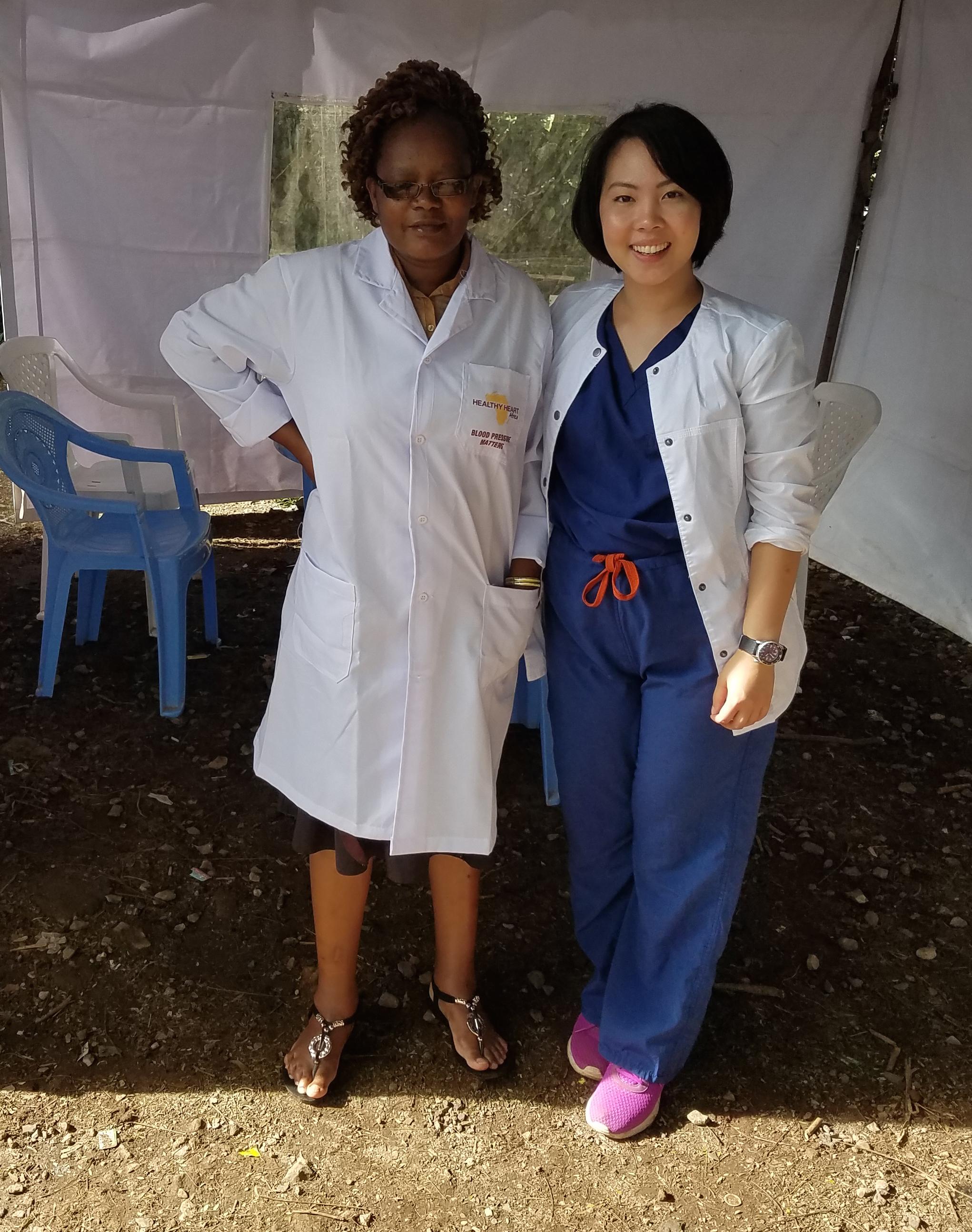 Mencias Medical mission