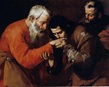 Italian (Neapolitan), c. 1630s  The Return of the Prodigal Son