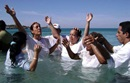 Historically, baptisms were held on Easter and Lent was a period of intense preparation for baptism, says the Rev. Taylor Burton-Edwards. Photo courtesy The Methodist Church in Cuba.