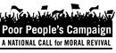 "Founded by the Rev. William Barber II, the Poor People's Campaign has joined forces with other organizations to address the issues of economic equality across the United States. They call it a ""moral revival of Martin Luther King's legacy."" Image courtesy of Poor People's Campaign."