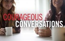 Courageous Conversations is a toolbox that local churches can use to inspire and encourage the church and individuals to participate in conversations that might seem difficult. Image courtesy of Discipleship Ministries.