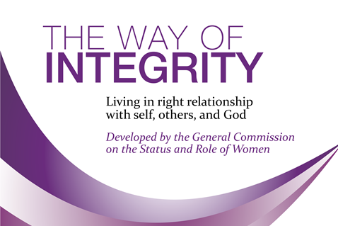 The Way of Integrity Cover. Courtesy of GCSROW.