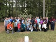 Photo by Diane Degnan, United Methodist Communications.  The Commission on General Conference held their fall meeting at Camp Sumatanga in Gallant, Ala.