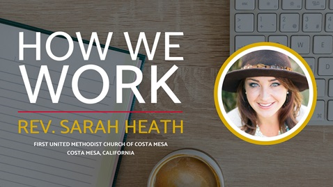 MyCom Podcast How We Work Rev. Sarah Heath