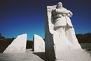 Martin Luther King Jr. Memorial. Washington D.C.